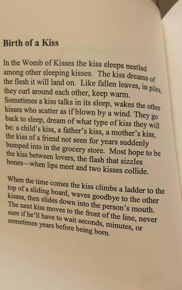 Birth of A Kiss